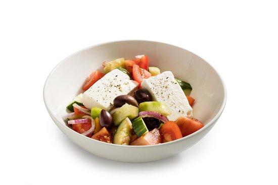Griechischer Bauernsalat, für die Sommermonate!