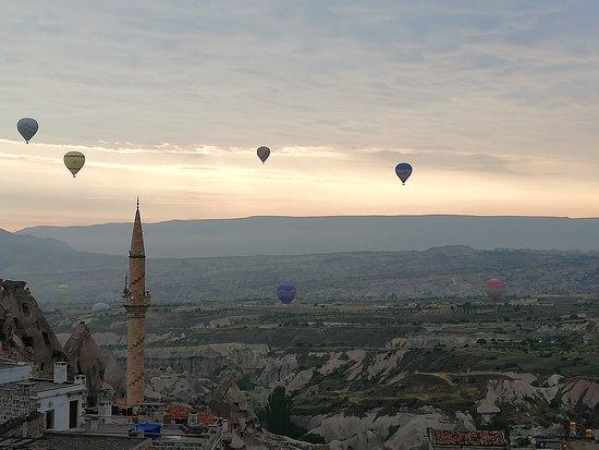 אוצ'היסר, טורקיה: panorama