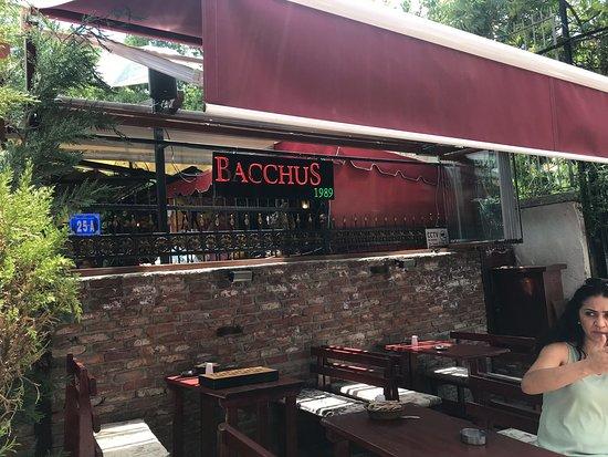 Bacchus – valokuva