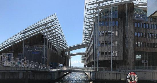 Astrup Fearnley Museet, Renzo Piano