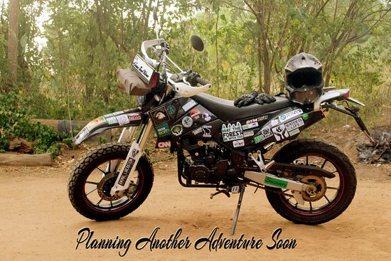 Dhilip De Alwis: Planning another adventure ride to explore the beauty of the hills by carrying a strong message to protect nature and the animals.