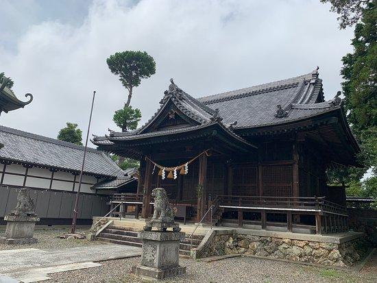 Futagawa Hachiman Shrine
