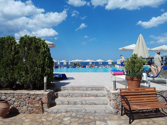 Blue Marine Resort & Spa: В отеле