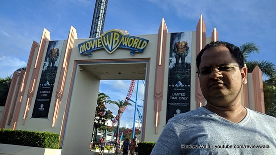 Warner Bros. Movie World - Gold Coast - Queensland - Australia - Rides, eateries, center stage, characters, etc. - Review Wala - #reviewwala