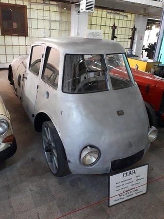 first aerodynamic silhouette