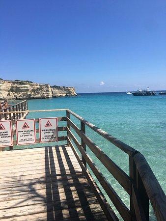 Summer In Salento: beautiful blue waters