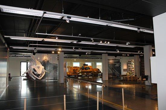 Helgeland Museum, avd Rana museum