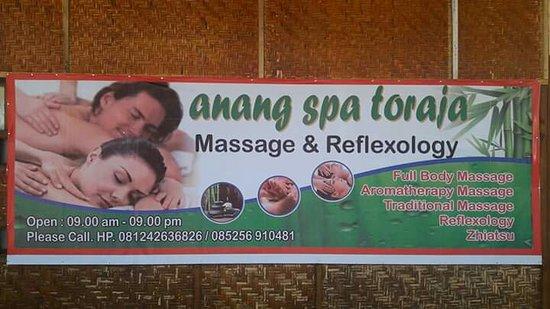 Anang Spa Toraja