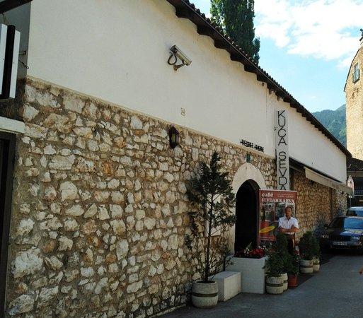 Large Storehouse (Hadzimuratovica daire)