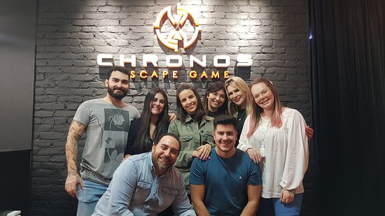Chronos Escape Room