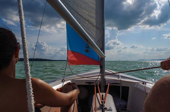 Viharsarok Sailing Center Balatonföldvár