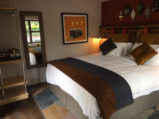 Dartmoor Halfway Inn: Room 2