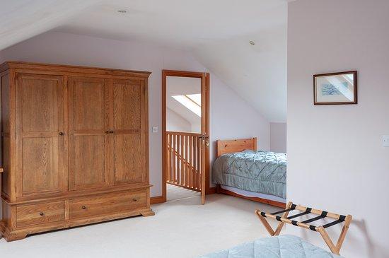 Breakfast room - High chair available if needed  - Creeghduff Lodge, Downpatrick Resmi - Tripadvisor