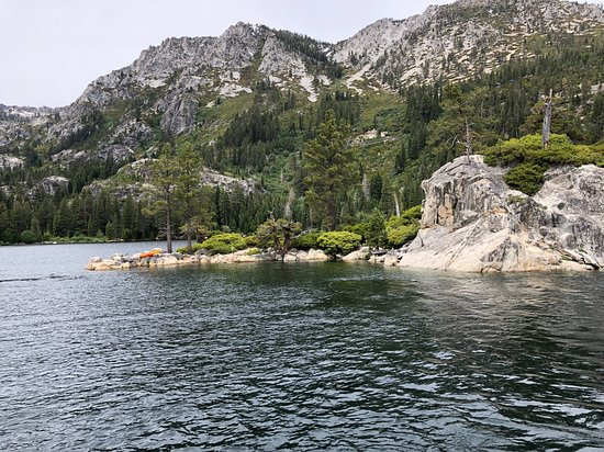 Tahoe Cruises: Emerald Bay