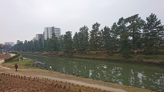 Matsubara Ayase River Park
