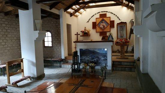 Rosario de Lerma, الأرجنتين: La iglesia por dentro