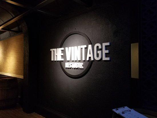 The Vintage Restobar