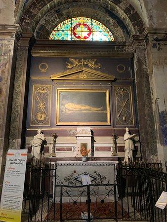 Eglise Catholique Collegiale Saint-Martin: Saint-Martin