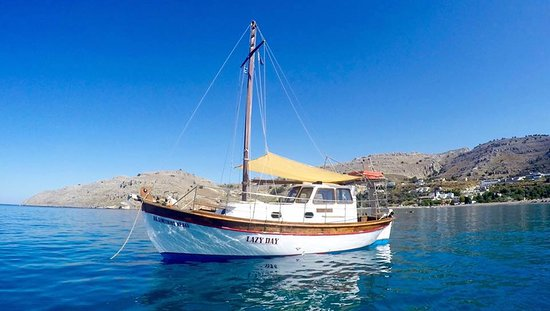 Lindos Daily Boat Cruises And Trips