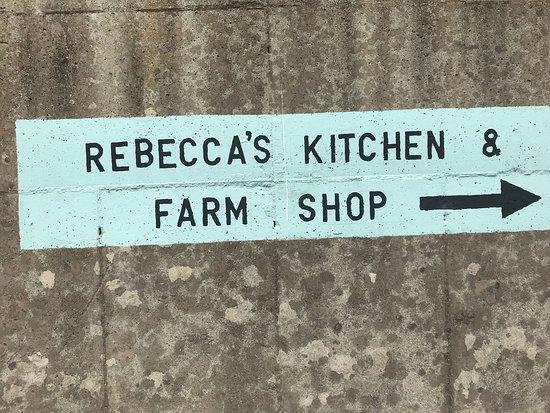 Foto de Rebecca's Kitchen and Farm Shop