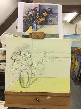 Turner's Painting School