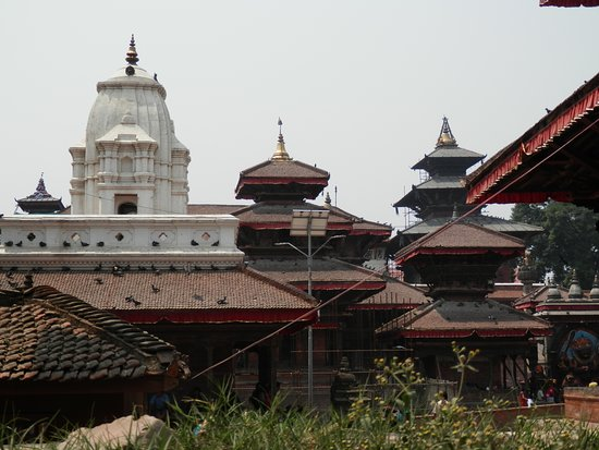 temple area durbar square