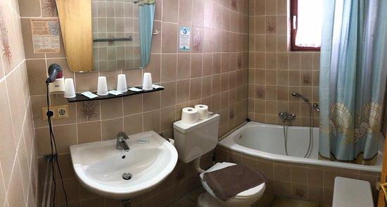 Standard badezimmer