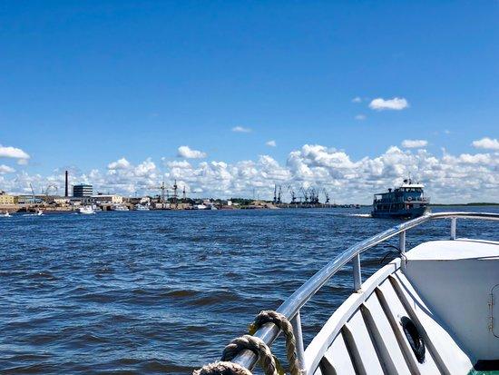 Heihe River Port