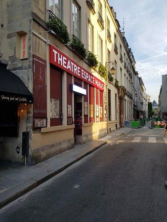 Théâtre Espace Marais: Theatre Espace Marais