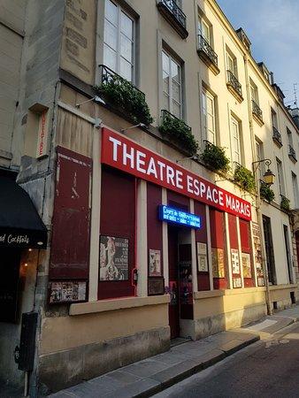 Theatre Espace Marais