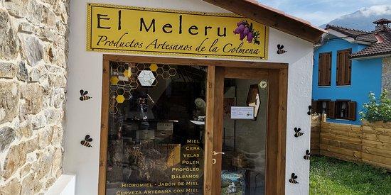 Arenas de Cabrales, Spania: El Meleru