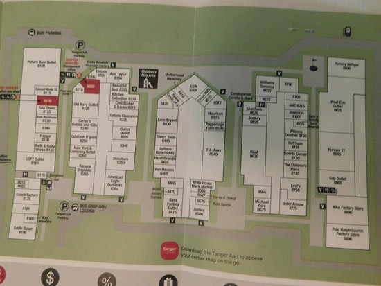 tanger outlet ohio map Tanger Outlets Jeffersonville 2020 All You Need To Know Before