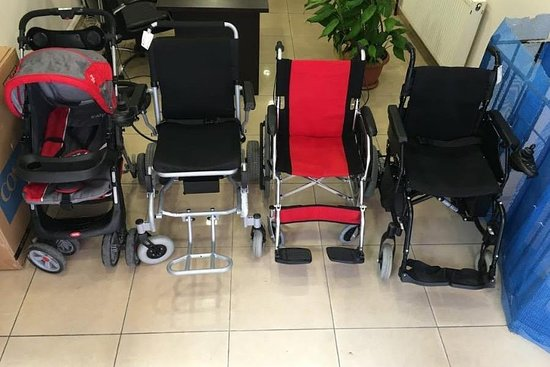 Istanbul Wheelchair