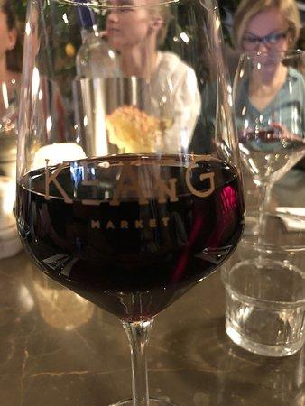 Gott vin i egna fina glas