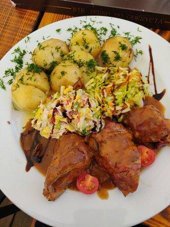 Przeclaw, โปแลนด์: Smakuje jeszcze lepiej niż wygląda.