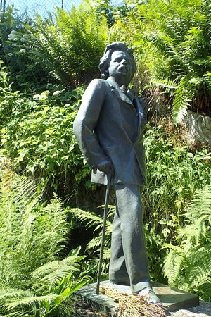 A small man (only 5 ft tall), Grieg was a giant in the music world.