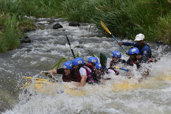 """""""Arenal Rafting Company, world class rafting"""""""