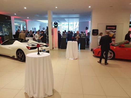 ليدز, UK: We  were at Ferrari on the 23rd MAY  2019 created a beautiful FRUIT display