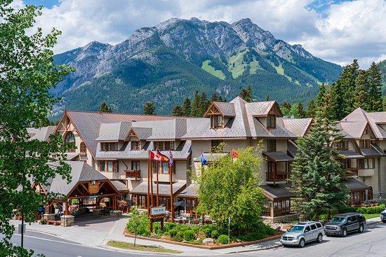 Banff Caribou Lodge & Spa, hôtels à Banff