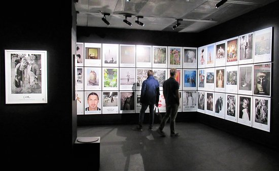 Boleto de entrada a Fotografiska, 90 minutos: Some photos on display.