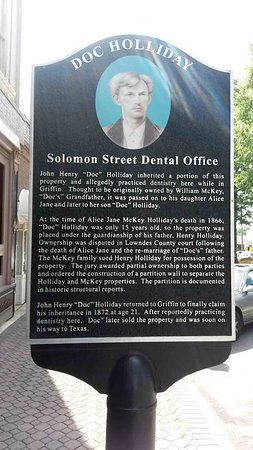 Doc Holliday Dental Office