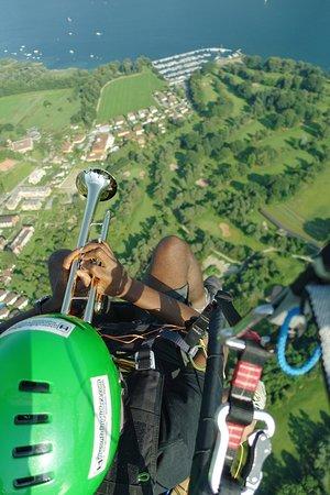 Jazz Ascona flies with Mountaingliders 🤪👌🏼
