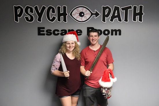 Psychopath Escape Room