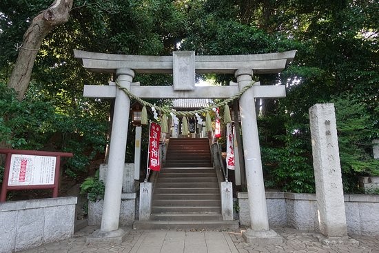 Senzoku Hachiman Shrine