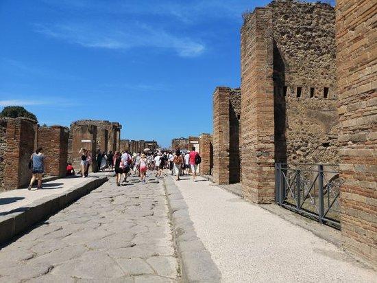 Pompeii, Italia: Pompei