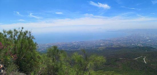 Vesuvius National Park: Mount Vesuvius