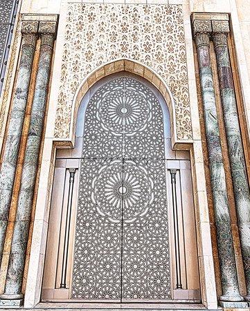 像藝術品的清真寺