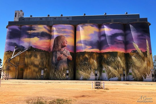 Australian Silo Art Trail