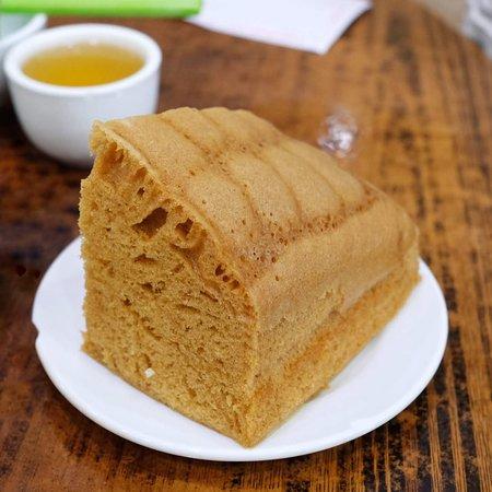 黃金馬拉糕