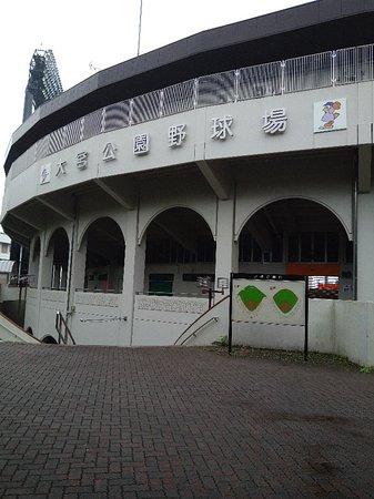 Saitama Prefecture Omiya Park Baseball Stadium